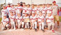 Parkview Junior High School's baseball team won the IESA Class 2A Casey-Westfield Regional with a 9-1 win over top-seeded Paris Crestwood Monday. The Braves (9-6) will play Teutopolis in the Class 2A Teutopolis Sectional Saturday at 11 a.m. Contributed photo